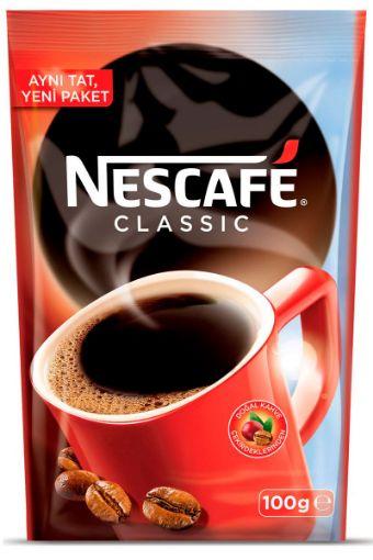 Nescafe Classic Eko Paket 100 GR resmi