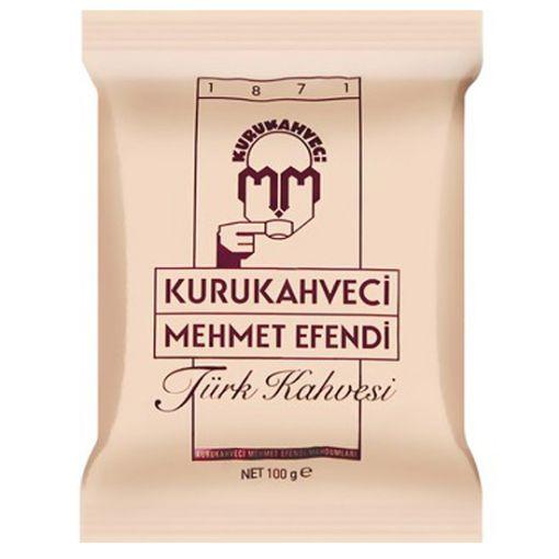 Kahveci Mehmet Efe Türk Kahvesi 100 GR resmi