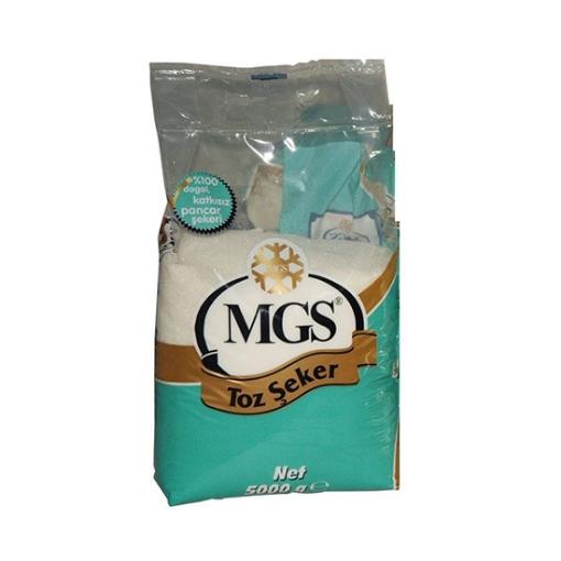 Mgs Toz Şeker 5 Kg resmi