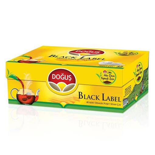 Doğuş Black Label Demlik 48'li 153 Gr. resmi