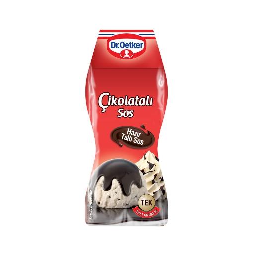 Dr Oetker Çikolatalı Hazır Sos 50 Gr. resmi