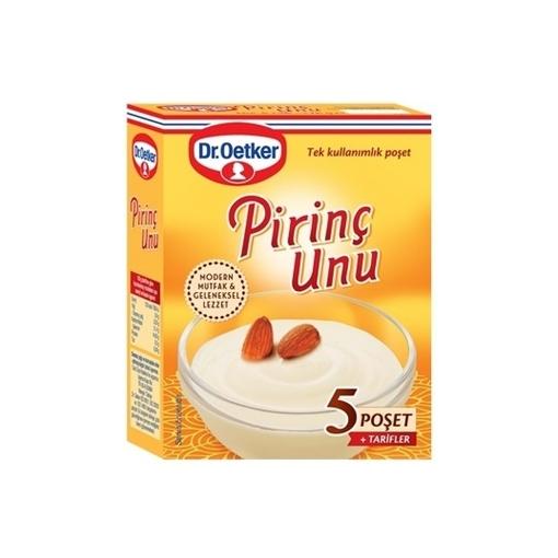 Dr Oetker Pirinç Unu 5'li 175 Gr. resmi
