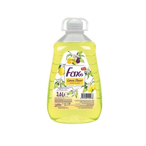 Fax Sıvı Sabun 3,6 Lt. Limon Çiçeği resmi