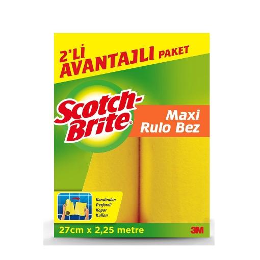 S. Brite Rulo Bez Maxi 2'li Avantaj Pk. resmi