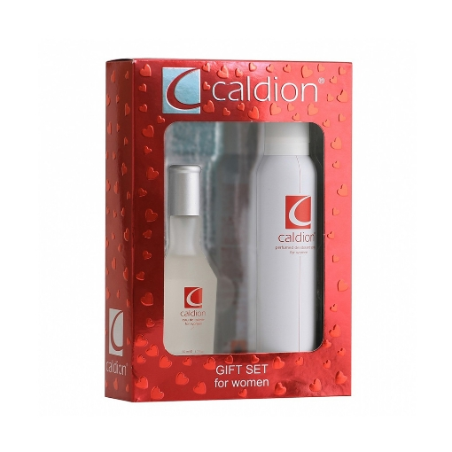Caldion Kofre Gift Women EDT 50 ml. + Deo 150 ml. resmi
