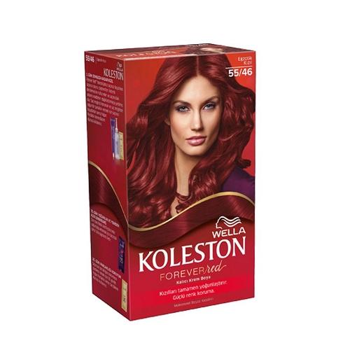 Koleston Kit Kızıl Büyü 55/46 resmi