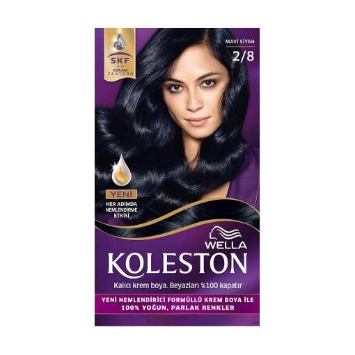 Koleston Kit Mavi Siyah 2/8 resmi