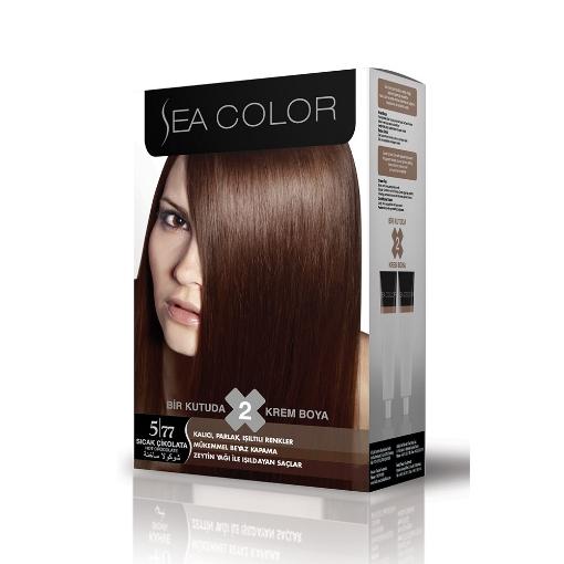 Sea Color Kit 5.77 Sıcak Çikolata resmi