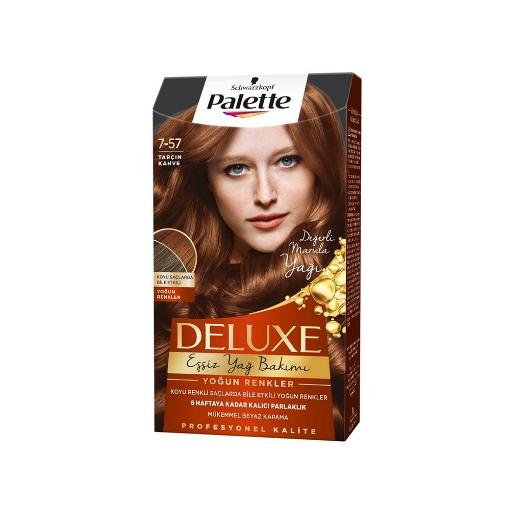 Palette Deluxe Tarçın Kahve resmi