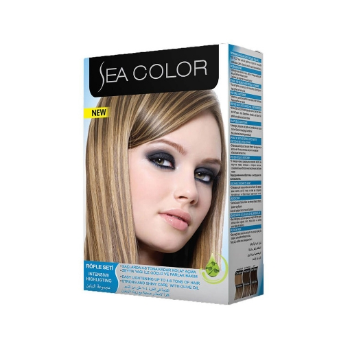 Sea Color Kit Yoğun Röfleler resmi