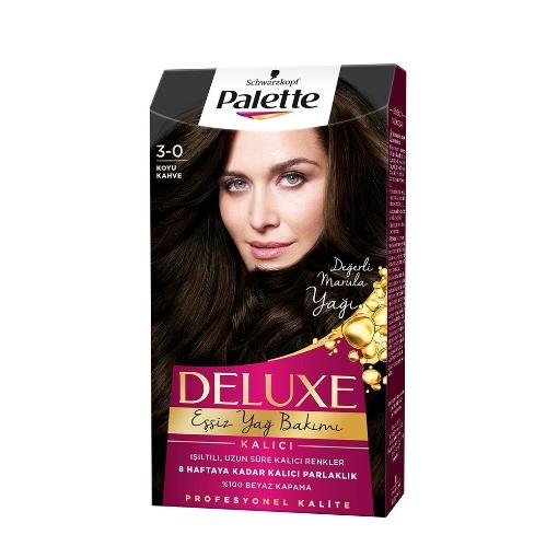 Palette Deluxe Koyu Kahve resmi