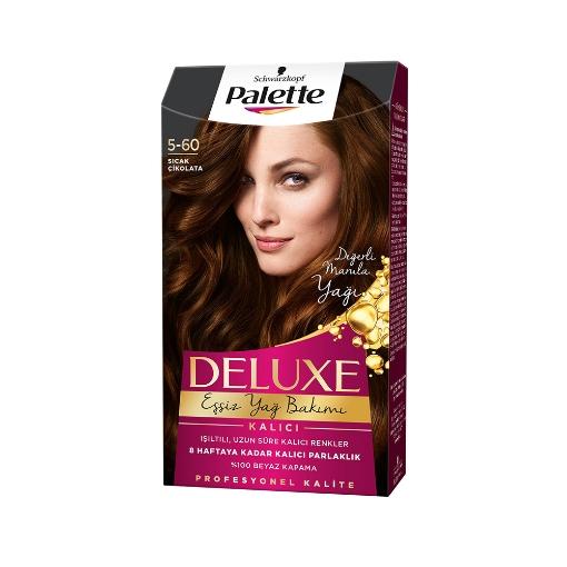 Palette Deluxe Sıcak Çikolata resmi