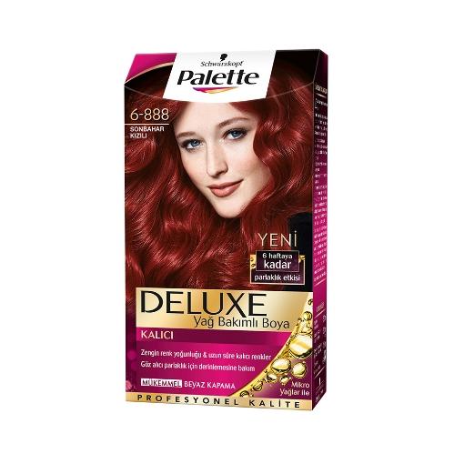 Palette Deluxe Sonbahar Kızılı resmi