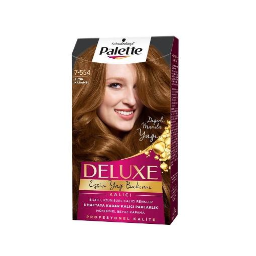 Palette Deluxe Altın Karamel resmi