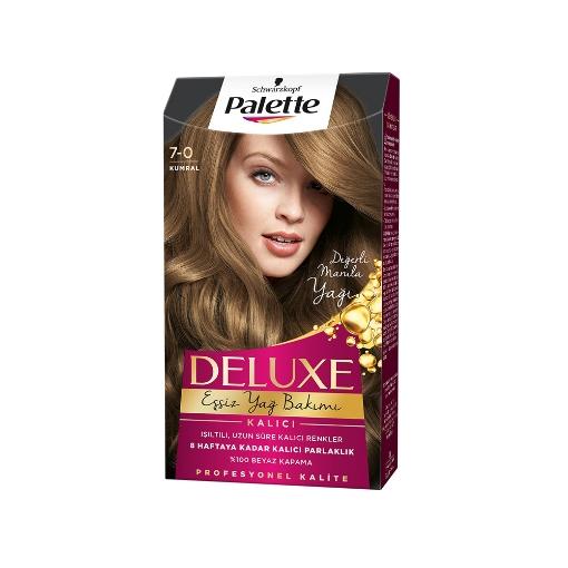 Palette Deluxe Kumral resmi