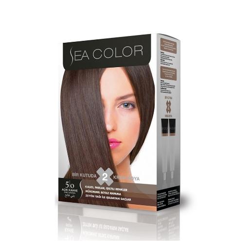 Sea Color Kit 5.0 Açık Kahve resmi