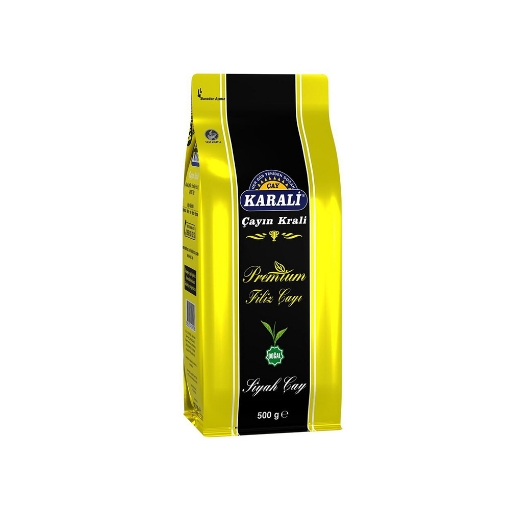 Karali Premium Filiz Çayı 500 Gr. resmi