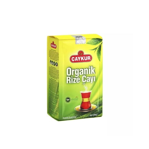 Çaykur Organik Rize Çayı 500 Gr. resmi