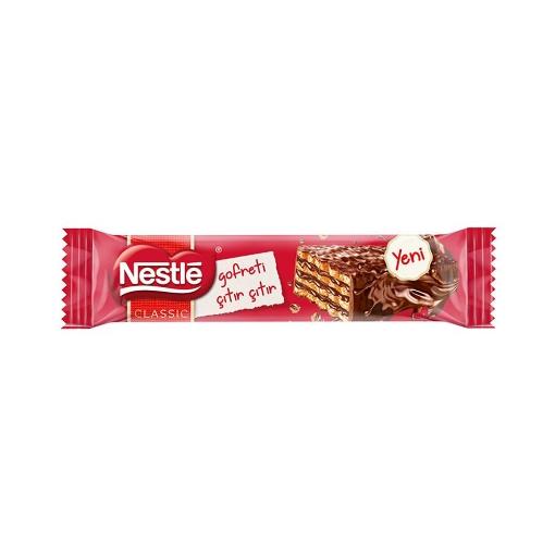 Nestle Çıtır Gofret 27 Gr. resmi