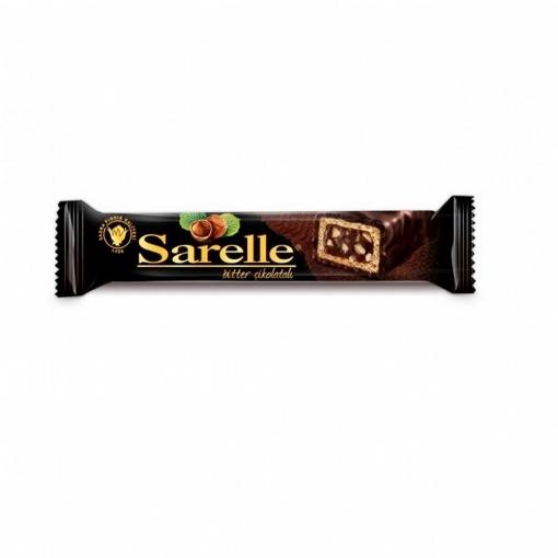 Sarelle Bitter Gofret 33 Gr. resmi