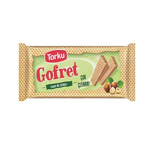 Torku Fındıklı Gofret 142 Gr. resmi