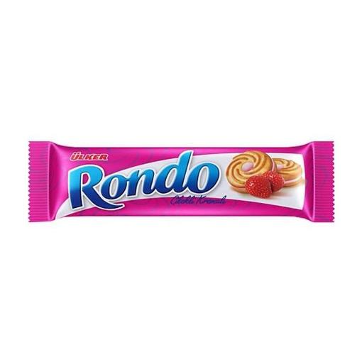Ülker Rondo Çilekli Kremalı 8x61 Gr. resmi