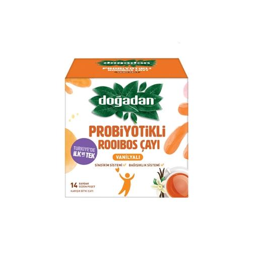 Doğadan Probiyotikli Rooibos Çayı 26,6 Gr. resmi