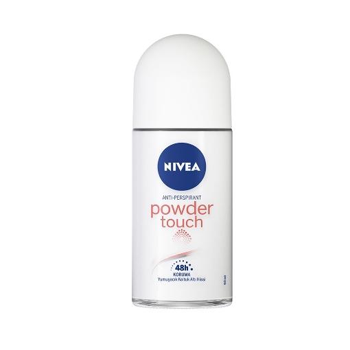 Nivea Deo Roll-On 50 ml. Women Powder Touch resmi