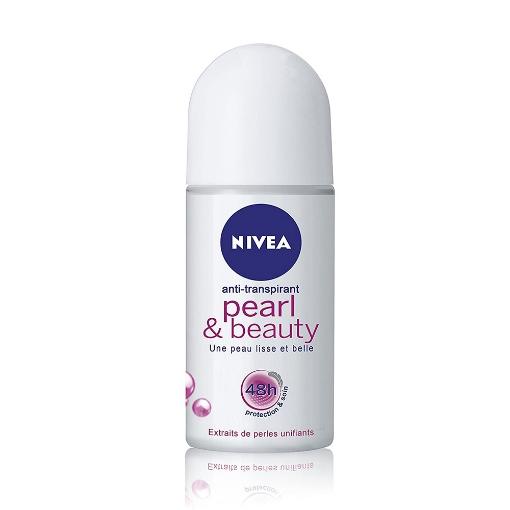 Nivea Deo Roll-On 50 ml. Women Pearl Beauty resmi
