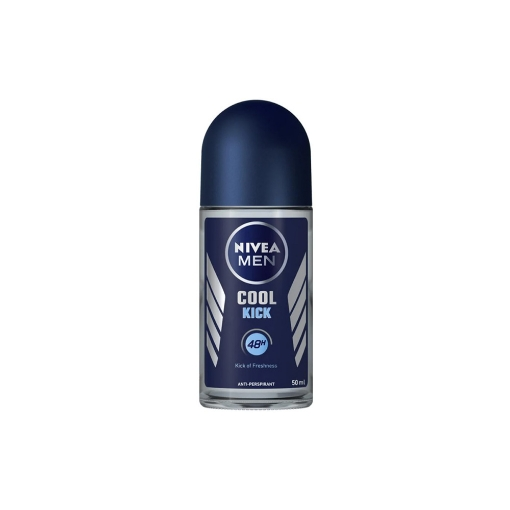 Nivea Deo Roll-On 50 ml. Men Cool Kick resmi