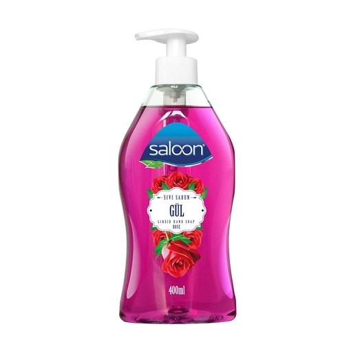 Saloon Sıvı Sabun 400 ml. Gül resmi
