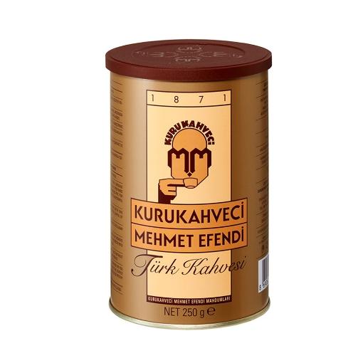 K. Mehmet Efe. Türk Kahvesi Tnk. 250 Gr. resmi