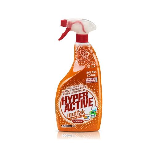 Hyper Active 1000 ml. Mutfak Sprey resmi