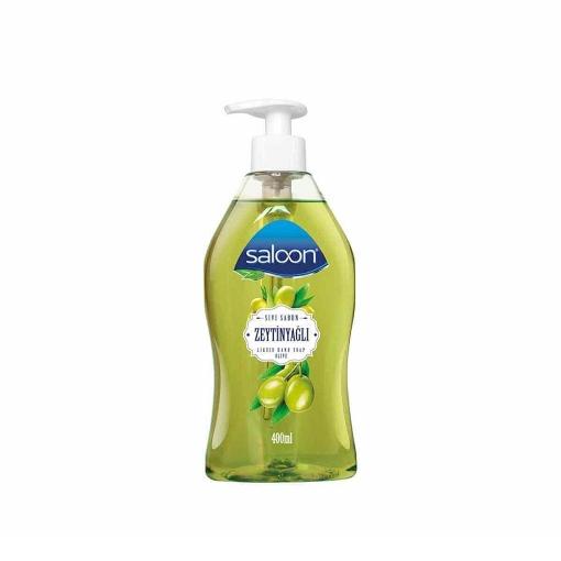 Saloon Sıvı Sabun 400 ml. Zeytinyağlı resmi