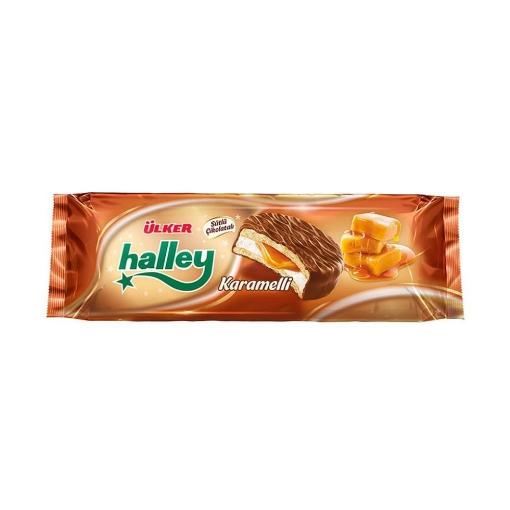 Ülker Halley Karamelli 236 Gr. resmi