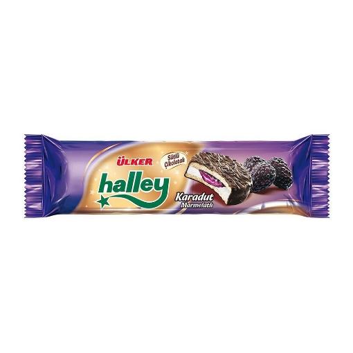 Ülker Halley Mini Karadutlu 74 Gr. resmi