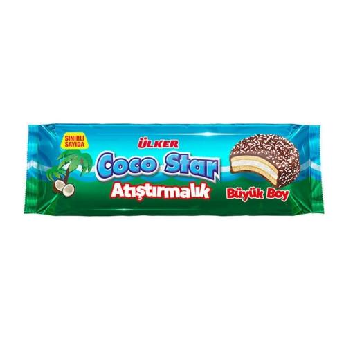 Ülker Coco Star Büyük Boy 154 Gr. resmi