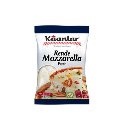 Kaanlar Peynir Mozarella Rende 200 Gr. resmi