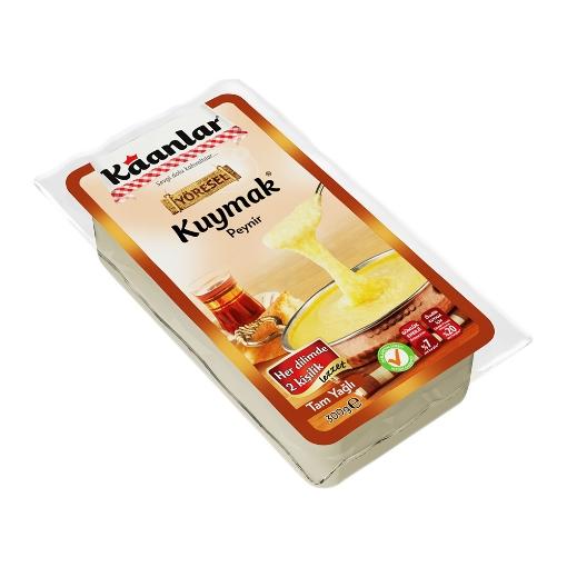 Kaanlar Peynir Kuymak 300 Gr. resmi