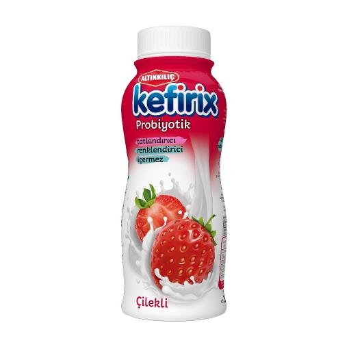 Altınkılıç Kefirix Çilek 250 ml. resmi