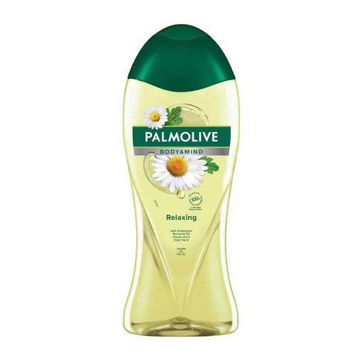 Palmolive Duş Jeli 500 ml. Body&Mind Relaxing resmi
