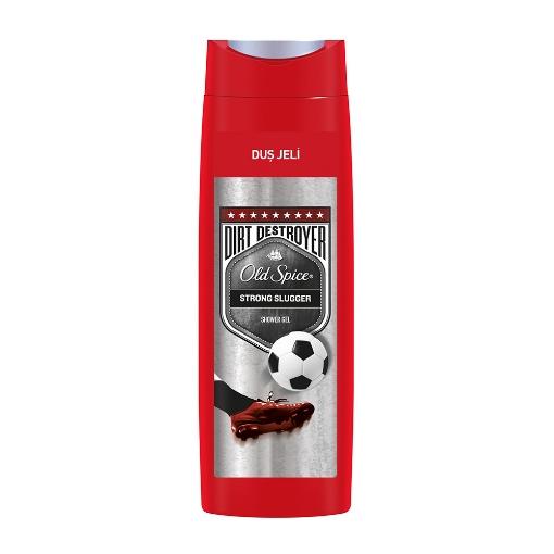 Old Spice Duş Jeli 400 ml. Strong Slugger resmi