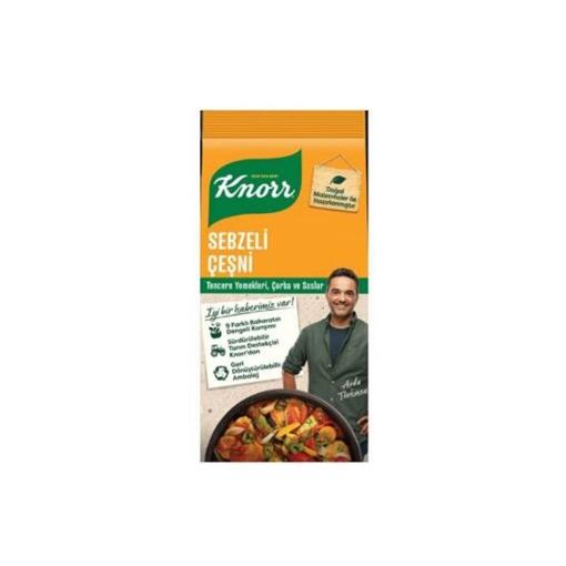 Knorr Sebzeli Çeşni 60 Gr. resmi