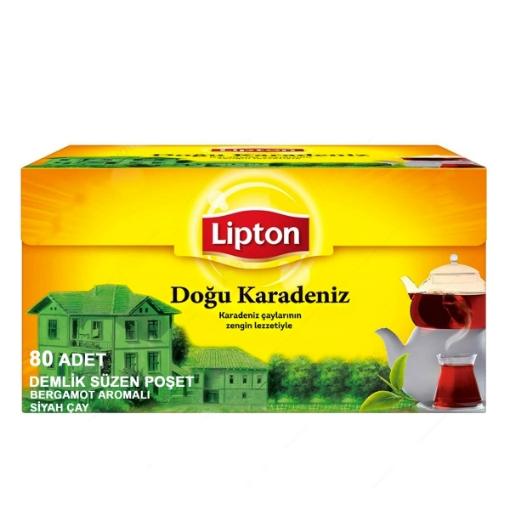 Lipton Doğu Karadeniz Demlik 80'li 256 Gr. resmi