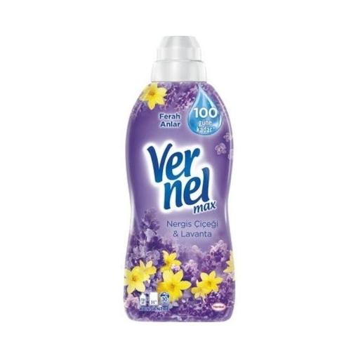 Vernel Max. Yumuşatıcı 1440 ml. Nergiz Çiçeği resmi