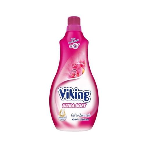 Viking Yumuşatıcı Ultra Soft 1400 ml. Gül&Zambak resmi