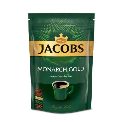 Jacobs Monarch Gold Eko Paket 100 Gr. resmi