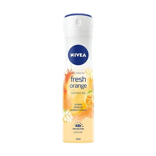 Nivea Deo 150 ml. Women Fresh Orange resmi