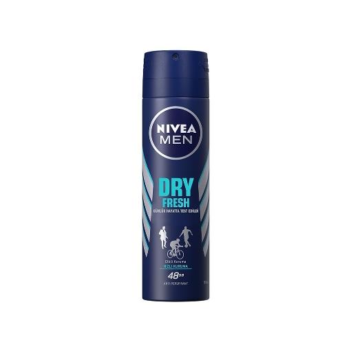 Nivea Deo 150 ml. Men Dry Fresh resmi