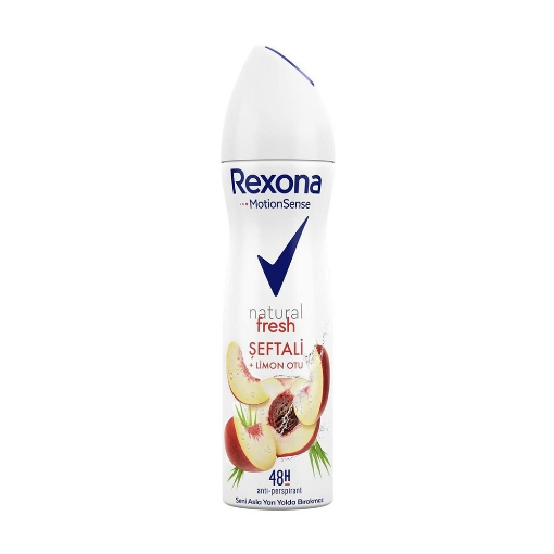 Rexona Deo 150 ml. Women Şeftali resmi